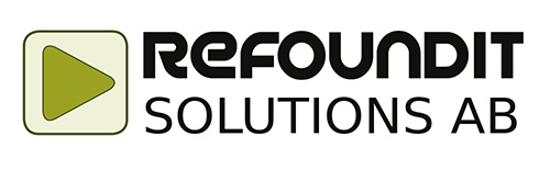 ReFoundIT Solutions AB Logo